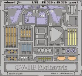 OV-1B - 1/48 - Roden