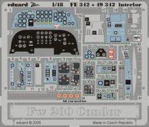 Fw 200 Condor interior- Trumpeter