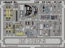 Bf 109F-2. - ICM