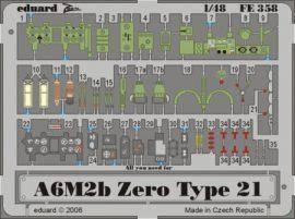 A6M2b Zero type 21 - 1/48 - Hasegawa