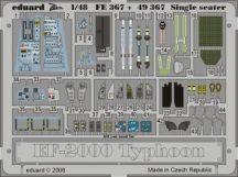 EF-2000 Typhoon Single Seater. - 1/48 - Revell