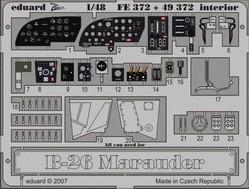 B-26 interior - 1/48 - Revell/Monogram