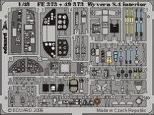 Wyvern S.4 interior- Trumpeter
