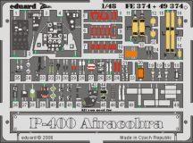 P-39/P-400 Airacobra-Hasegawa