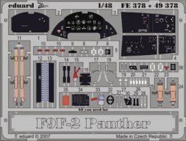 F9F-2 interior S.A.- Trumpeter
