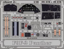 F9F-2 interior S.A.- 1/48 - Trumpeter