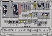 F-16CJ Block 50.-Tamiya