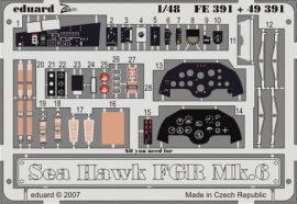 Sea Hawk FGR Mk.6 S.A.- Trumpeter
