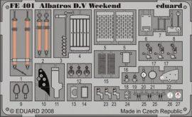 Albatros D.V Weekend -  1/48 - Eduard