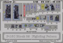 F-16C Block 25 S.A.-Tamiya
