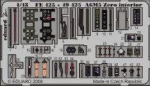 A6M5 Zero interior S.A.-Tamiya