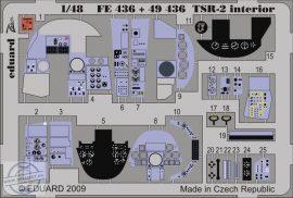 TSR-2 interior S.A. - Airfix