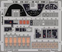 TBF-1 interior S.A.-  Hobbyboss