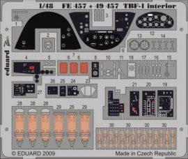 TBF-1 interior S.A. - 1/48 -  Hobbyboss