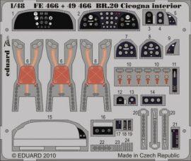 BR.20 Cicogna interior S.A. - Special Hobby