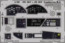 Canberra B2 S.A.- 1/48 - Airfix