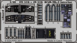 HAR. Mk.3 interior S.A.- Hasegawa