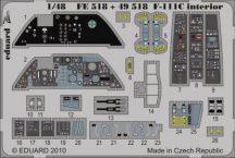 F-111C interior S.A. - Hobbyboss