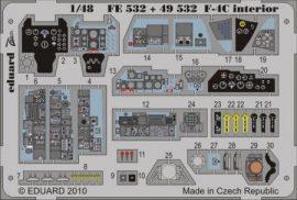 F-4C Phantom interior S.A. - 1/48 - Hasegawa