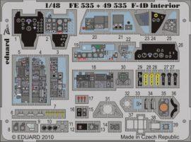 F-4D Phantom interior S.A. - 1/48 - Hasegawa