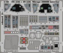 Mirage 2000D interior S.A.