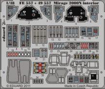 Mirage 2000N interior S.A.