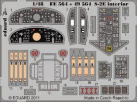 S-2E interior S.A.- 1/48 - Kinetic