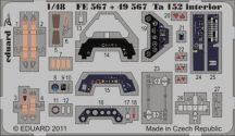 Ta 152 interior S.A. - Hobbyboss