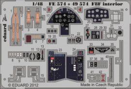 F8F interior S.A. - 1/48 - Hobbyboss