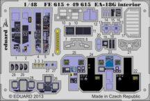 EA-18G interior S.A.- 1/48 - Italeri