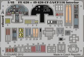 CF-5A/CF-116 interior S.A.- 1/48 - Kinetic