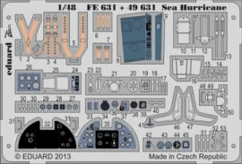 Sea Hurricane S.A.- 1/48 - Italeri