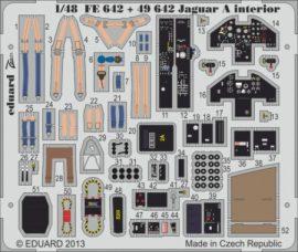 Jaguar A S.A.- 1/48 - Kitty Hawk