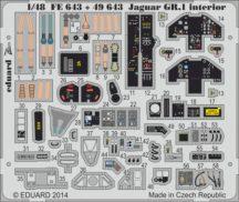 Jaguar GR.1 interior S.A.- Kitty Hawk