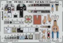 IAI Kfir C2 interior S.A.-AMK