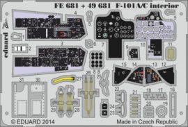 F-101A/C interior S.A.-Kitty Hawk