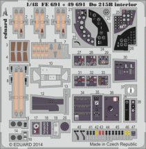 Do 215B interior S.A. - 1/48 - ICM