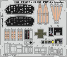 PBY-5A interior S.A.- Revell