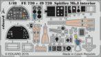 Spitfire Mk.I interior S.A..- 1/48 - Airfix