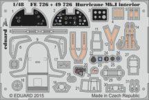 Hurricane Mk.I interior S.A..-Airfix