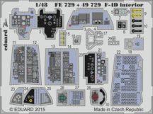 F-4D interior S.A.- Academy
