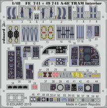 A-6E TRAM interior  - Hobbyboss
