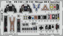 Mirage III E interior- Kinetic