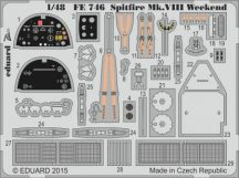 Spitfire Mk. VIII Weekend - Eduard