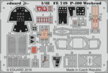 P-400 Weekend- Eduard