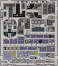 F-15I interior