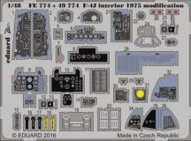 F-4J interior 1975 modification - Academy
