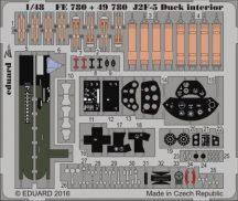 J2F-5 Duck interior- Merit