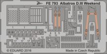Albatros D.III- Eduard