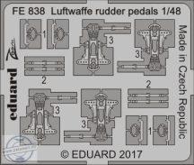 Luftwaffe rudder pedals 1/48